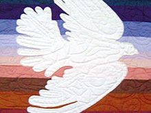 Pentecost – The Dove of Peace
